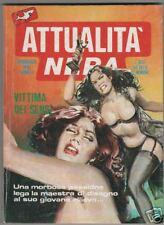ATTUALITA' NERA N.160   VITTIMA DEI SENSI