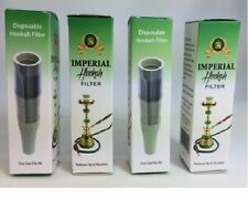 Filters Imperial Hookah Shisha Hose Filter *Reduce Tar and Nicotine* 4pcs