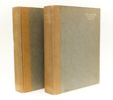 Percy B. Shelley 'The Narrative Poems of Shelley, Vol 1 & 2'. 1927 1st Edition