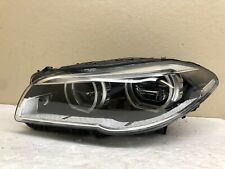 2014 2015 2016 bmw 5 series SPORT 535 550 M5 LH Adaptive FULL LED headlight Nice