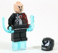 NEW LEGO IRON VENOM MINIFIGURE 76163 - SPIDER-MAN IRON MAN MARVEL - GENUINE