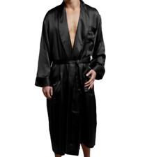 Vintage Christian Dior Monsieur Men's One Size Bath Robe Black kimono