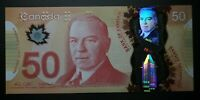 Banknote - 2020 UNC - 50 DOLLARS - 2012 - NEW SIGNATURES WILKINS & MACKLEM - GME