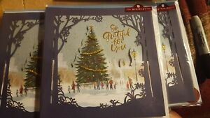 American Greetings Premier Christmas Card For Everyone  So grateful for you
