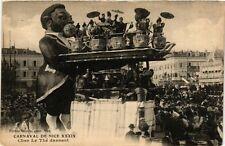 CPA Carnaval de NICE XXXIX Char de The dansant (375355)