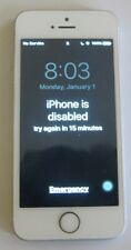 Apple iPhone 4s - 8GB Maybe 16GB - White (AT&T)