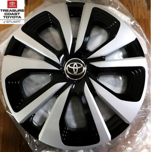 NEW OEM TOYOTA PRIUS PRIME WHEEL COVER FOR 15'' WHEEL QTY 1