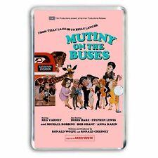 RETRO 60's MUTINY ON THE BUSES - BLAKEY, (MOVIE POSTER) JUMBO Fridge  Magnet