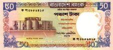 Bangladesh 1999 billet neuf de 50 taka pick 36 UNC