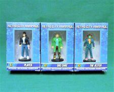 Retro City Rampage Mini Figure Set (3 Pack) Player Doc Choc & The Jester