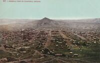 Vintage Postcard Pre-1915 General View of Goldfield Nevada - Ed Mitchell Pub.