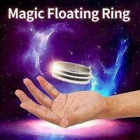 Invisible Magic Ring Tricks Play Ball Floating Effect of Invisible Magic Props