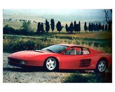Ferrari Auto Advertising