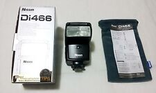Nissin Digital SLR Camera Speedlight Di466 ND466-N For Nikon i-TTL