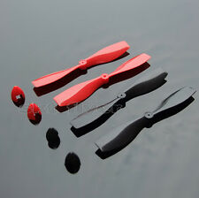 4pcs 75*1mm Aircraft Propeller Model Airplane Paddle Wind-stick DIY Robotic Toy