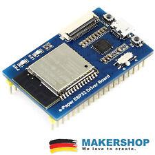 Waveshare ESP32 e-Paper Raw Panel Driver Board + Adapter WiFi Bluetooth 15823