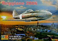 Reggiane Re-2006  Italian WWII Fighter - RS Models Kit 1:72 92214 Nuovo