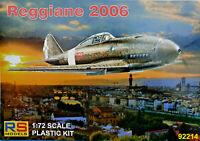Reggiane Re-2006  Italian WWII Fighter - RS Models Kit 1:72 92214 Nuovo