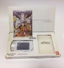 Wonderswan Color Final Fantasy Console Limited Edition BANDAI