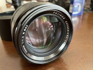 FUJIFILM Fuji Fujinon XF 56mm F/1.2 R