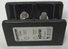 Marathon 1431563 230 Amp 600 Volt Power Distribution Block Line/Load 3/8-16 Stud