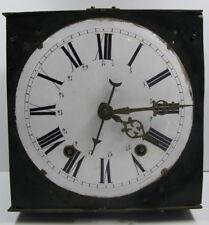 ancien mouvement d'horloge, 3 aiguilles, bidouillé - réf A120918