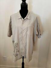 Bugle Boy XL Short Sleeve Button Down Shirt (Lot1109)