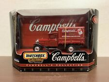 matchbox collectibles 96437 Ford AA Truck. Campbells Soup