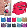 Women Tote Messenger Cross Body Bag Handbag Ladies Shoulder Bag Purse Waterproof
