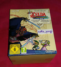 THE LEGEND OF ZELDA THE WINDWAKER HD EDITION LIMITEE NINTENDO WII U NEUF SCELLE