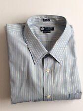 J Crew Men's 2 XL 18-18 1/2 Long Sleeve Button Down Shirt