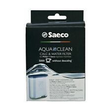 Filtre à l'eau de chaux SAECO CAFETIÈRE AUTOMATIQUE ORIGINAL AQUACLEAN ca690300