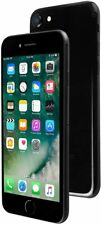 Unlocked Apple iPhone 7 256GB  - Jet Black  in Excellent condition