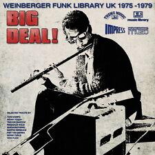 Big Deal! (Weinberger Funk Library UK 1975-79) LP VINYL Sonorama