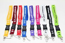 Under Armour Keychain Lanyards - Multiple Color Options