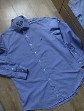 Polo Ralph Lauren Camisa Tamaño Grande para Hombre