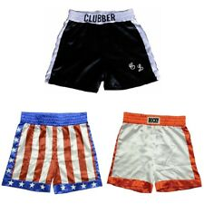 Rocky Shorts (Choose Your Color) Rocky Balboa Adonis Johnson Movie Costume