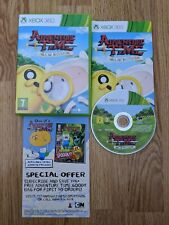 Adventure Time Finn and Jake Investigations (xBox 360)Free postage