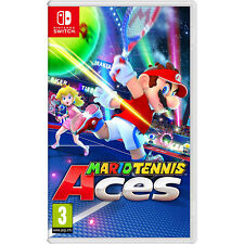 Mario Tennis Ace Nintendo Switch región libre