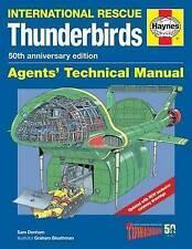 Thunderbirds 50th Anniversary Manual by Sam Denham (Paperback, 2015)