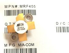LOT OF 2 x MRF455 RF NPN Power Transistor