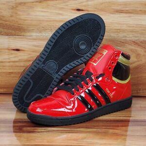 Adidas Top Ten High Red & Black Men's Multiple Sizes (FV5501)