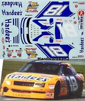 Vintage Monogram Nascar #18 Days Of Thunder Hardee/'s Lumina kit number 2920