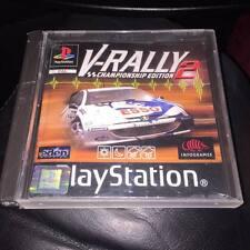 V RALLY 2 SONY PLAYSTATION 1 PS1