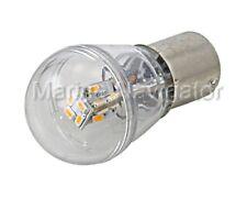 SEAWORLD LED Bulb Bayonet Socket Dimmable Warm White 10-30V 0.6W BA15d