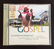 L'AME DU GOSPEL - COMPILATION (CD)