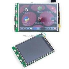 "3.2"" TFT LCD RGB Touch Screen Display Monitor For Raspberry Pi Board B+ B PI2 MF"