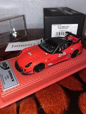 1/43 BBR Ferrari 599 XX Evo Deluxe MR Collection Looksmart