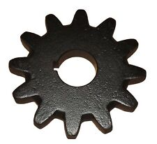 "12 Tooth Drive Sprocket 1/2"" Keyway (31597) Fits Bradco 615 Trencher"
