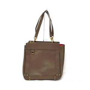Chloe Tote Bag Eden Browns Leather 2201767